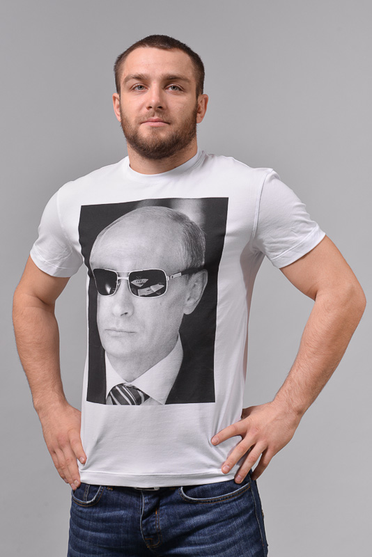 ФУТБОЛКА ПУТИН В.В.