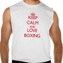 Футболки для боксеров и поклонников бокса c доставкой по России